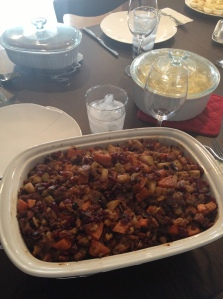 Paleo Stuffing Mmm so good!